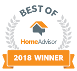 Best of the Home Advisor 2018 Winner - Plumbing