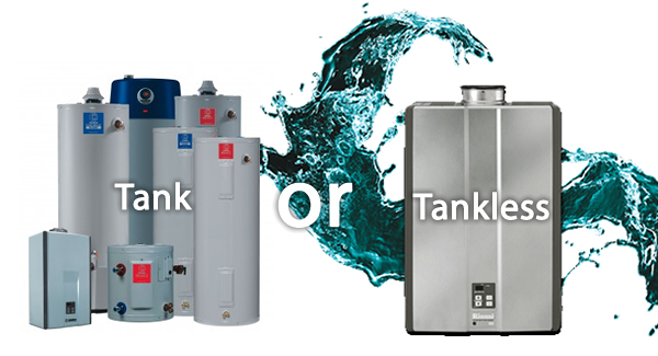 pittsburgh tankless water heater